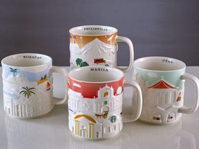 Starbucks PH Drops New Philippine Colored Relief Series