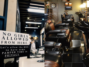 7 Places for Men's Grooming in the Metro