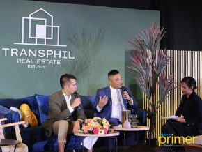TransPhil Real Estate Launches Townhomes for 2020