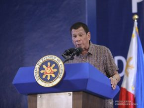 Duterte Extends Temporary Travel Ban on Visitors from China, HK, Macau