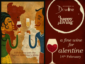 Impress Your Date with Dr. Wine's Special Valentine's Menu