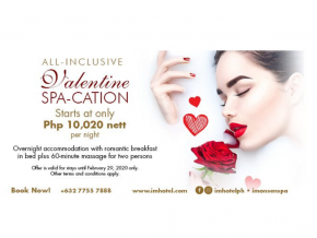 Fulfill Your Valentine's Day Goals at I'M Hotel