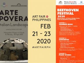 EVENTS IN MANILA: February 22 to 23