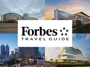 15 Philippine Properties Land in Forbes Travel Guide 2020 Star Awards