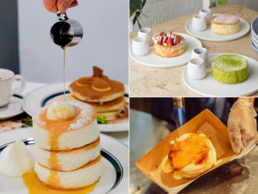 8 Places to Sample Soft and Fluffy Soufflé Pancakes in the Metro