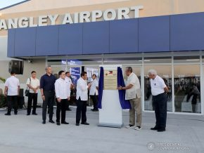 Sangley Airport in Cavite Officially Opens and Starts Operation