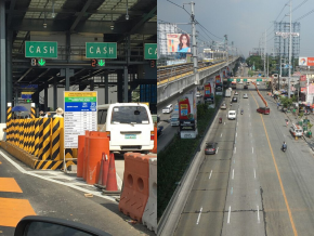 MMDA Implements Traffic Adjustments in Alabang and Balintawak for Skyway Constructions