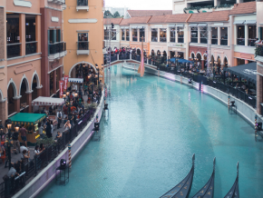 Spend Your Valentine's Day at Venice Grand Canal in McKinley Hill