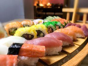 Relish in a Mouthwatering Sushi Smorgasbord at Kitsho Japanese Restaurant