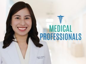 Medical Feature: Dr. Karla Angela C. Luchangco, MD, DPDS