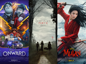 LIST: Movies to Watch This March 2020