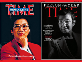 Two Filipinas Among TIME's 100 Women of the Year