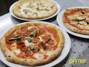 Makati's Elbert's Pizzeria is Open for Takeout and Delivery Services Amid ECQ