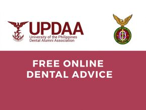 UP Dentist Association Is Giving Free Dental Advice Amid ECQ