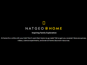 National Geographic Introduces Digital Learning Portal for Young Explorers