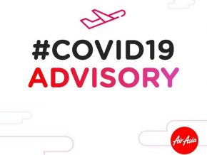 AirAsia Cancels All Flights Until April 30 Due to Extended ECQ