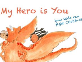 Humanitarian Sector Produces an Online StoryBook to Help Kids Cope With COVID-19