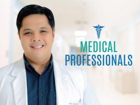 Medical Feature: Dr. Evan Glenn Vista, MD