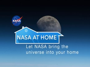 Discover the Intricacies of the Universe Through NASA at Home