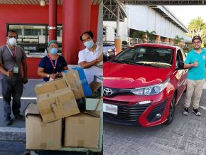 Toyota Motor Philippines Extends Help to Communities Amid COVID-19