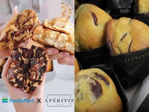APERITIF's Signature Cookies Now Available at FamilyMart