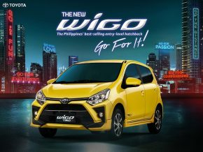 Toyota Philippines Launches 2020 Model of Best-Selling Hatchback Toyota Wigo