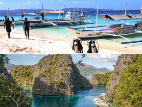 Tourist Destinations Boracay and Coron Reopen for Local Tourists