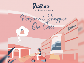 Rustan's The Beauty Source Rolls Out New Personalized Shopping Service