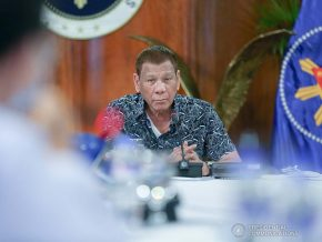 Duterte Announces New Quarantine Classifications Effective Until June 15