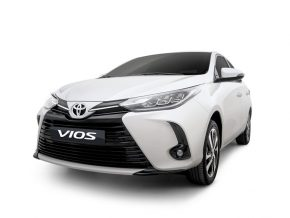Toyota Motor Philippines Launches The New Toyota Vios