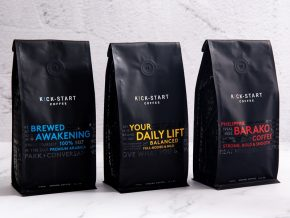 Kick-Start Coffee Celebrates Brand Evolution Over the Decade with a Modernized, Upgraded Packaging
