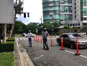 Bonifacio Global City offers New Normal Solutions For A Safer City