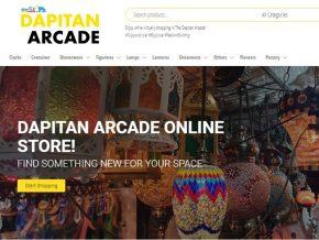Dapitan Arcade Launches Online Store Website