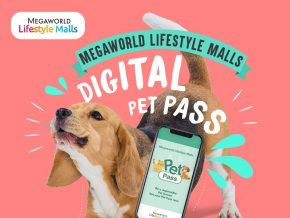 Megaworld Lifestyle Malls Launches Digital Pet Pass Program