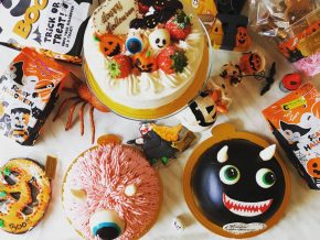 Patisserie Bébé Rouge in Makati Offers Limited Time Cakes for Halloween!