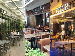 LIST: Restaurants in Makati and BGC Offering Al Fresco Dining, Takeouts and Deliveries During MECQ