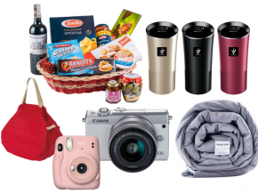 LIST: Christmas Gift Ideas of 2020 For Budget Above Php 3,000