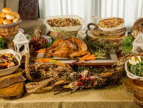 Have a Merry Yuletide Feast with Sofitel Philippine Plaza Manila's Spiral at Home