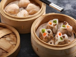 New World Makati Hotel's Jasmine Offers An Eat All You Can Dimsum Menu