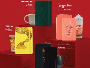 Starbucks Reveals 4 Philippine-Exclusive 2021 Planners and Organizers