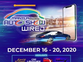 The Manila International Auto Show 2020 Opens in the Virtual Space