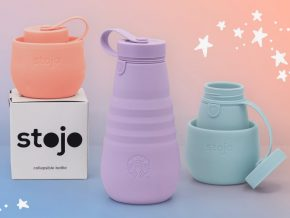 Starbucks Launches The Newest Stojo Collapsible Water Bottles with Philippine-Exclusive Colors!