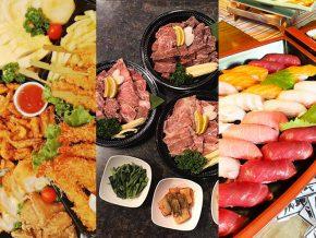 LIST: Japanese Restaurants Offering Party Platters for Home Celebrations