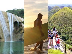 LIST: PH Tourist Destinations That Recently Reopened for Travelers Amid the Pandemic
