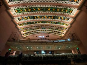 Manila Metropolitan Theater Sets To Open