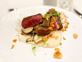 Enjoy the Best Miyazaki Beef Course at Sakura Japanese Restaurant in The City Club