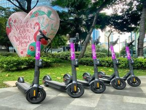 BGC, Moovr PH launch First Bike and E-scooter Sharing Platform in PH