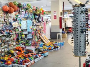 Let's Explore the Makati Central Square Shops