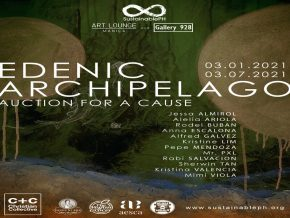 Embark On A Spiritual Journey At Edenic Archipelago Art Exhibit