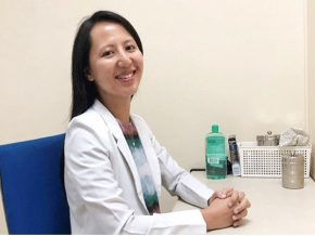 Let's Talk About COVID-19 With Dr. Kathleen Modina